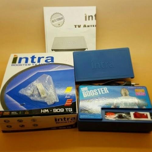 Foto Produk Spliter dan Boster Intra 40 dB Intra HM 909 TG Termurah dari PERTANIAN TERANGI TANI