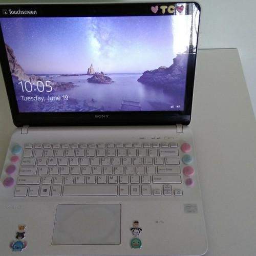 Foto Produk Notebook VAIO SONY 14 INCH touchscreen dari EJ shoppe