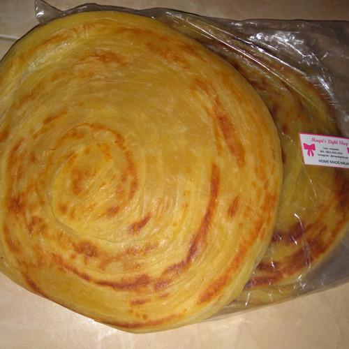 Foto Produk Roti maryam diameter 17-18cm roti cane canai parata termurah enak dari Maya's Light Shop