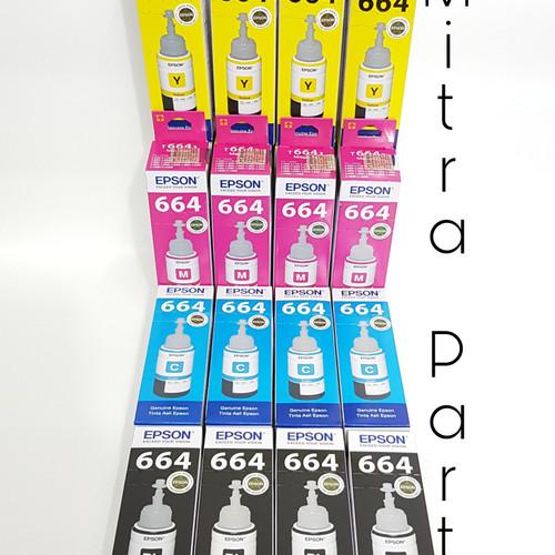 Foto Produk Tinta Epson L120 L310 L360 L385 L405 L565 Original dari Mitra Part