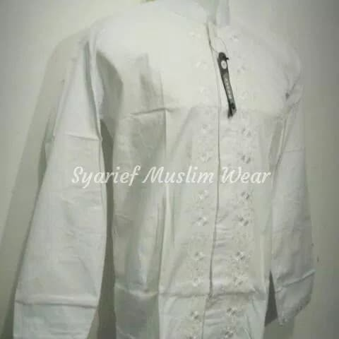 Foto Produk Baju Koko Lengan Panjang High Quality - Ressy / Syahdika Jumbo dari Syarief Muslim Wear