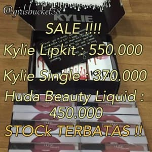 Foto Produk Kylie Lipstick CC Care72 dari pangesturaya