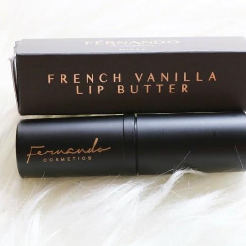 Foto Produk FERNANDO FRENCH VANILLA LIP BUTTER CC Care86 dari pangesturaya