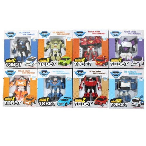 Foto Produk Termurah Mainan Tobot Mini Transformer Robot Mobil dari hp_shop