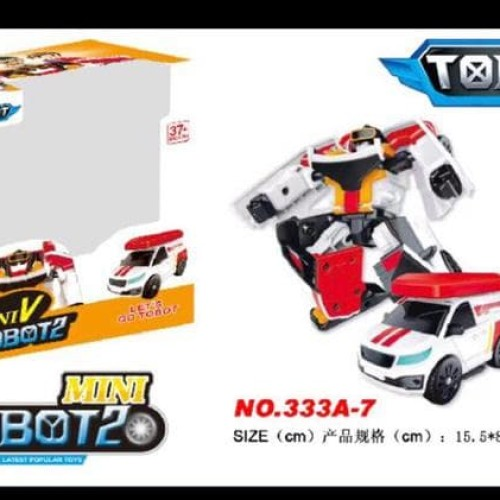 Foto Produk Termurah Tobot Mini Mainan Robot Bisa Jadi Mobil Transform dari hp_shop