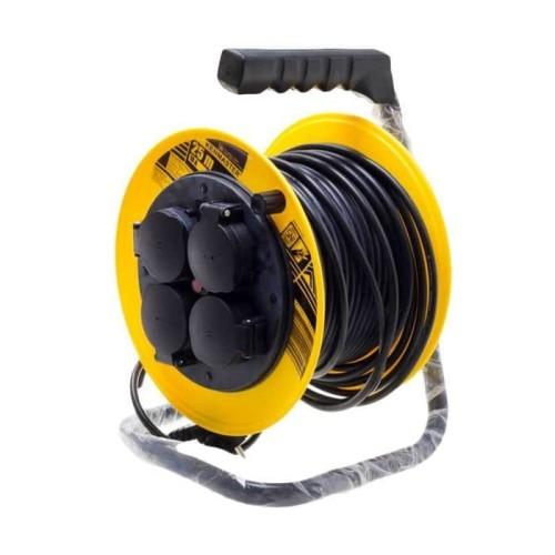 Foto Produk Kenmaster Kabel roll 25 meter SNI dari Palugada Distribusi