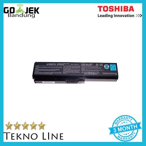 Foto Produk Baterai/Batre Laptop Toshiba satellite L745,L630,L510,C600 dari teknoline