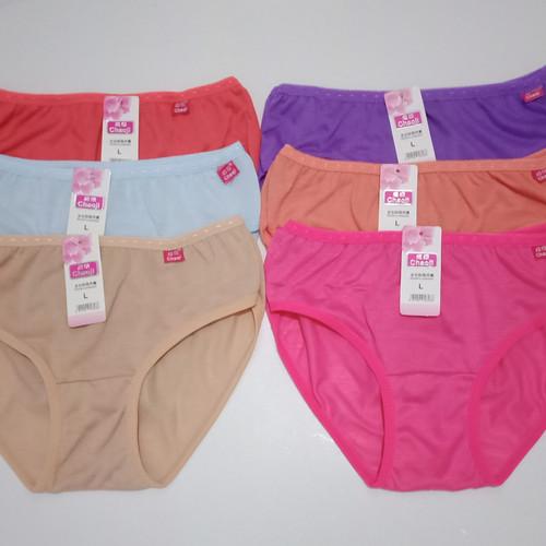 Foto Produk celana dalam wanita merek CHAOJI. - Enam Warna, M dari CHRISTGARMENT