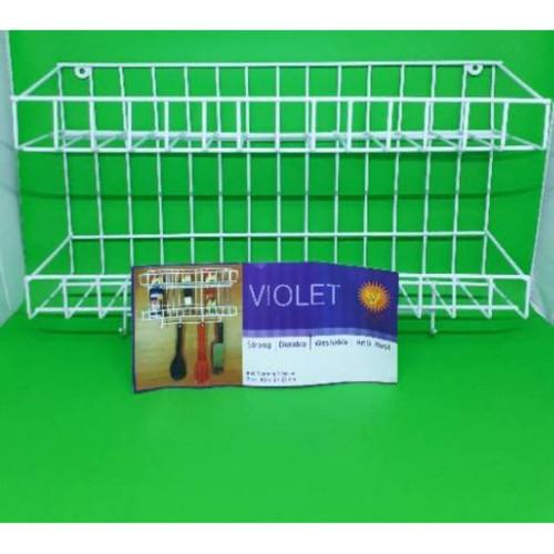 Foto Produk Violet Rak Gantung Simba Sun / Rak Bumbu / Rak Botol dari Dapur Oke