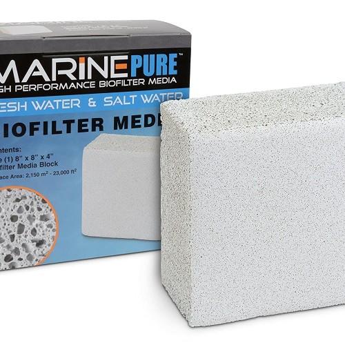 "Foto Produk Marine Pure high performance Block 8""x 8"" x 4"" dari Java Reef"