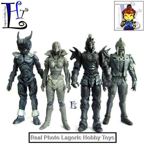 Foto Produk RHS Kaijin Orphnoch 4in1 Set [Kamen Rider 555] Lus dari Lagoric Hobby Toys