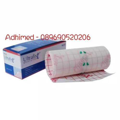 Foto Produk Plester Transparan Anti Air Hypoallergenic 10cm x 2m / Ultrafix TN dari AdhiMed
