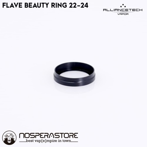 Foto Produk Beauty Ring Delrin 22mm to 24mm for Flave 22 RDA/TANK - Authentic dari nosperaStoRe