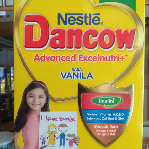 Foto Produk Dancow 3+ Vanila 800gr dari Xandra