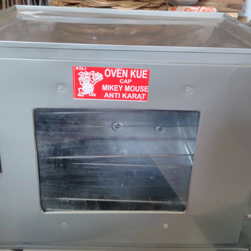Foto Produk Oven Kompor Tangkring 3 Susun dari Buana Kreasi