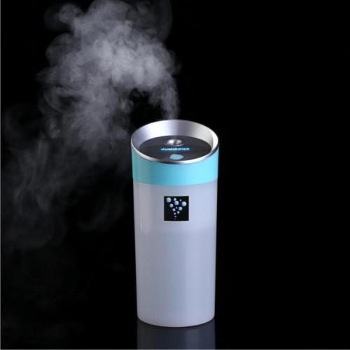 Foto Produk Car USB Humidifier Air Purifier Pelembab Pewangi Mobil Ruangan Kantor dari lbagstore