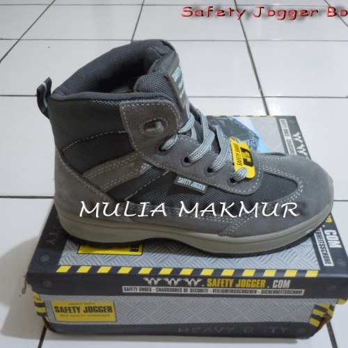 Foto Produk Sepatu Safety Jogger BOTANIC S1P dari Mulia Komputer
