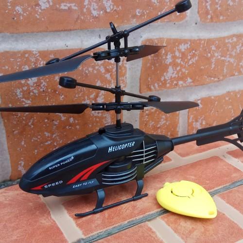 Foto Produk RC HELICOPTER SENSOR INFRARED MAINAN HELICOPTER KESUKAAN ANAK TERMURAH dari FIRST DRONE