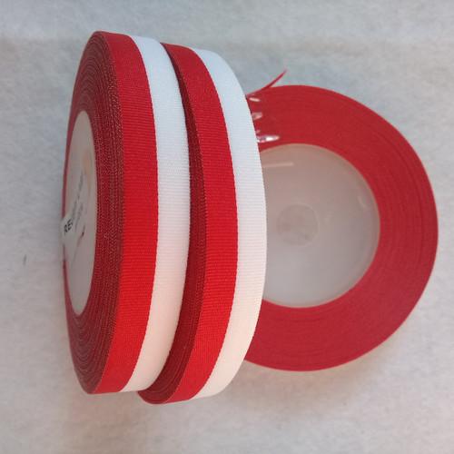 Foto Produk Pita Bendera Merah Putih 1/2 Inch (1.25cm) per Roll dari Central Handmade