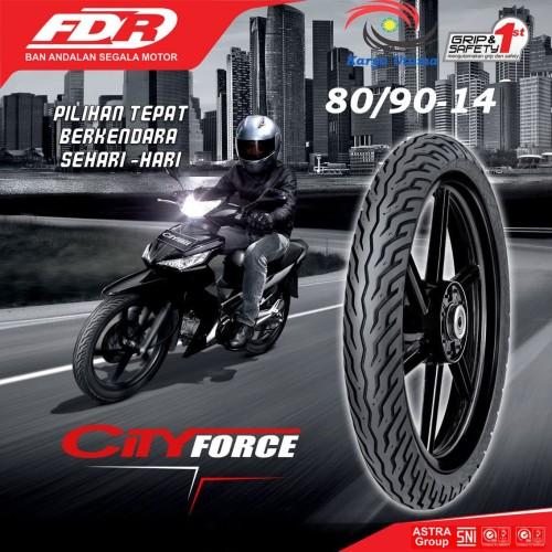 Foto Produk Ban Luar Motor Matic Federal FDR 80/90-14 275-14 80/90 275 80 Ring 14 dari Karya Utama shop