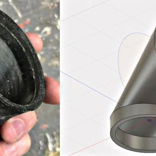 Foto Produk Paket Modify Desain & 3D Printing dari BIKIN3D