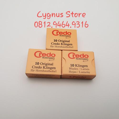 Foto Produk Silet Credo Original ( 1box kecil isi 10 silet ) dari Cygnus Gadget Store