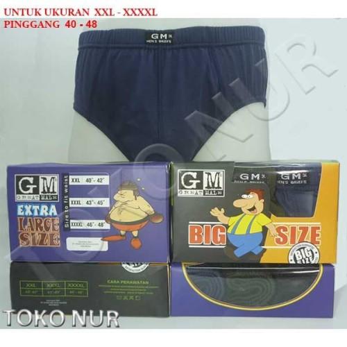 Foto Produk Celana Dalam Pria BIG SIZE dari sandal lily