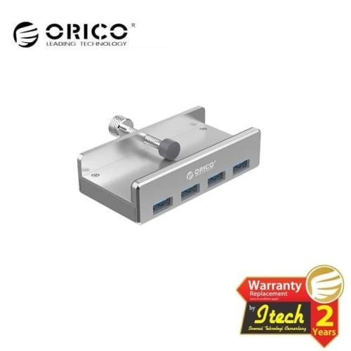 Foto Produk ORICO MH4PU USB3.0 Clip-type HUB dari Supermassive Indonesia