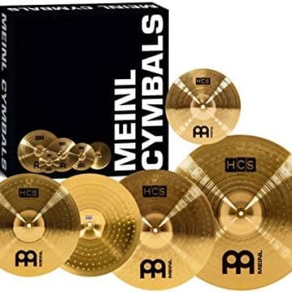 Foto Produk Meinl HCS 141620 plus 10 Splash Cymbal Pack dari NET MUSIK