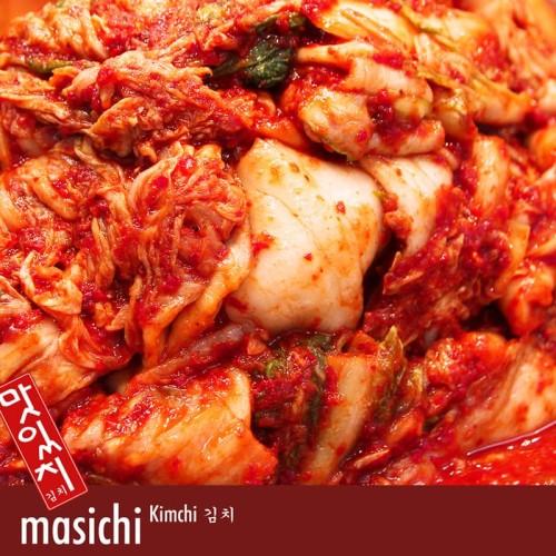Foto Produk Kimchi Masichi 250g Termurah Sejagad dari Kimchi Halal