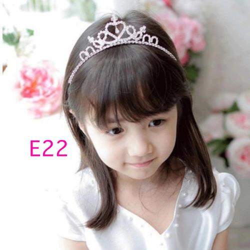 Foto Produk bando tiara crown untuk anak perempuan - dgn bubble wrap dari BabyGwen