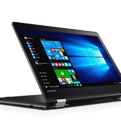 Foto Produk Lenovo Flex 4 14 X360 Touch i5/8/256 dari stela komputer
