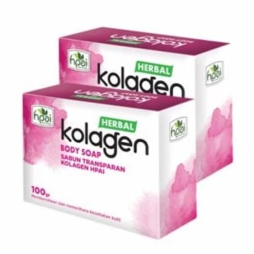 Foto Produk Sabun Kolagen HPAI Original Untuk Perawatan Wajah & Badan dari Nayla Agency