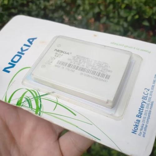 Foto Produk Baterai Nokia BLC-2 Jadul Nokia 3310 Barang Langka dari CNC phoneshop