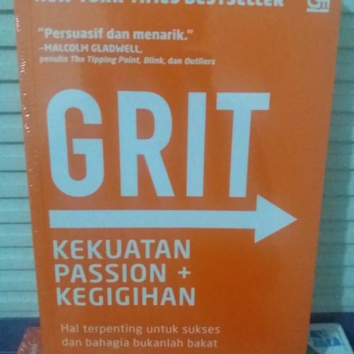 Foto Produk Buku Grit Kekuatan Hasrat Passion dan Kegigihan Angela Duckworth dari Astuti-shop