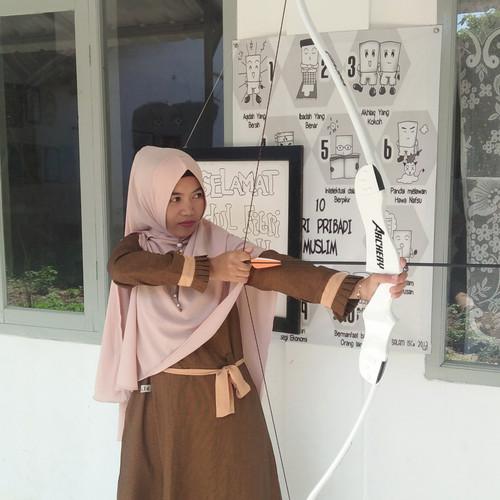 Foto Produk Busur panah/panah/archery/TAKEDOWN STANDART CLUB PANAHAN-DEWASA dari archery langganan
