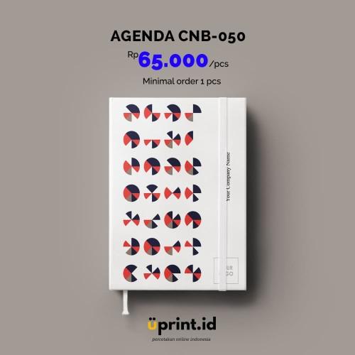 Foto Produk Agenda A5 Hardcover/ Notebook / Buku Catatan - CNB050 dari Uprint.id