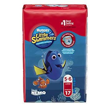 Foto Produk Huggies Little Swimmers Large swimmer Swim Diaper (harga per pcs) dari Baby Ananta