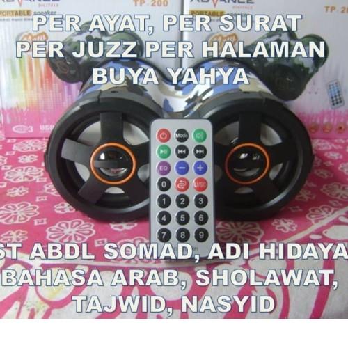 Foto Produk speaker alquran hafalan per ayat dari azzamkomputer1