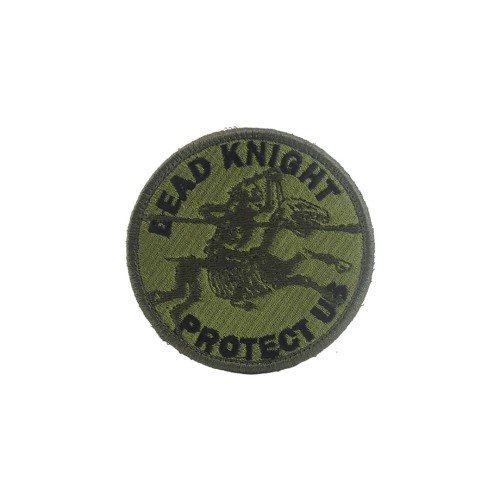 Foto Produk MOLAY DEAD KNIGHT PROTECT US Patch - Olive drab dari Molay
