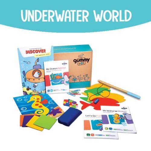 Foto Produk Underwater World | GummyBox dari GummyBox