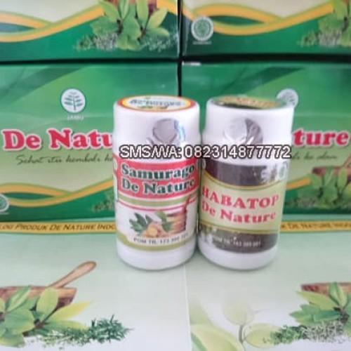 Foto Produk Jual Habatop Samurago Obat Herbal Asam Urat Ampuh Dan Manjur De Nature dari Pusat De Nature Herbal
