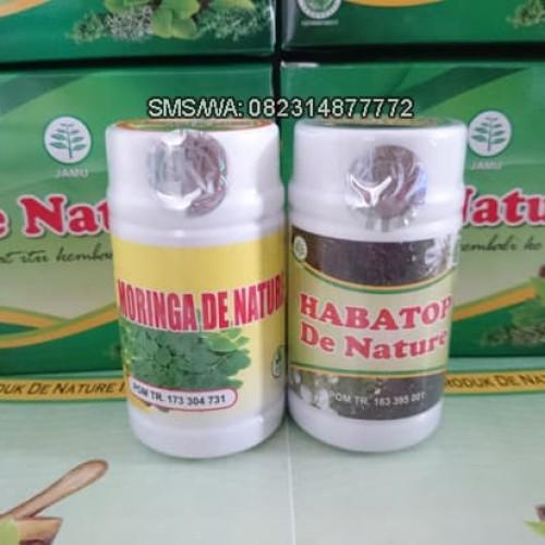 Foto Produk Obat Darah Tinggi De Nature dari Pusat De Nature Herbal