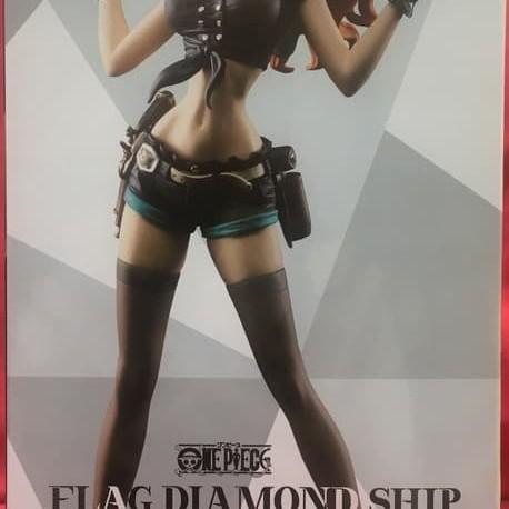 Foto Produk Flag Diamond Ship Nami Code B dari Hobby Japan