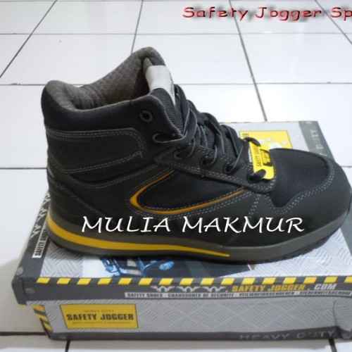 Foto Produk Sepatu Safety Jogger SPEEDY S3 dari Mulia Komputer