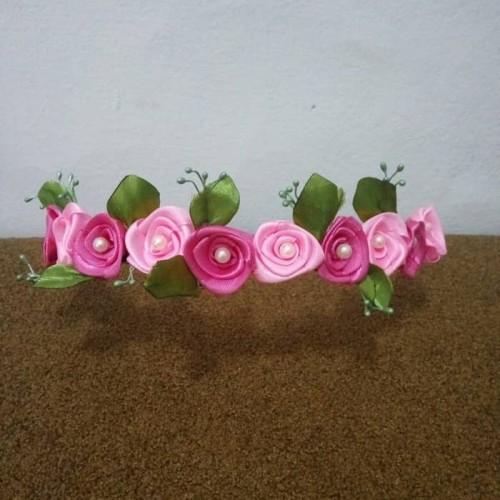 Foto Produk FLOWER CROWN HANDAMDE/MAHKOTA BUNGA HANDMADE/ MAHKOTA CANTIK MURAH dari putria-