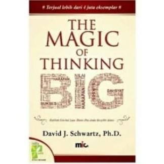 Foto Produk Buku The Magic of Thinking Big | David J Schwartz (Best Seller) dari toko buku bisnis irfan