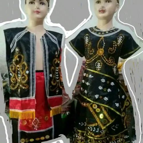 Foto Produk Baju adat kalimantan barat anak dari Irwan busana