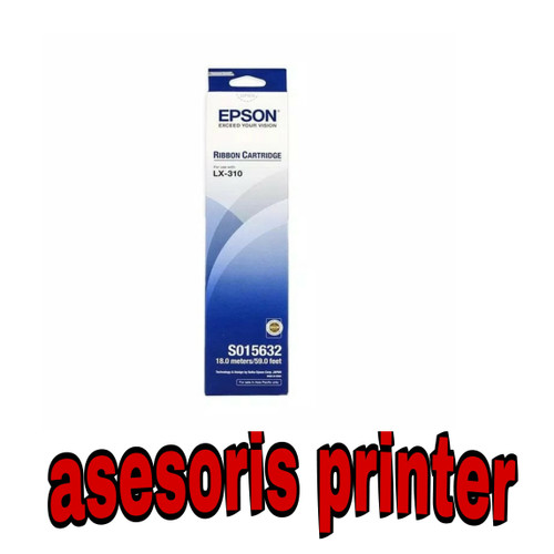 Foto Produk PITA PRINTER EPSON LX310 ORIGINAL dari asesoris printer
