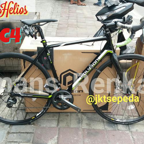 Foto Produk Sepeda Balap Roadbike POYGON Helios C4 dari imans renkaz